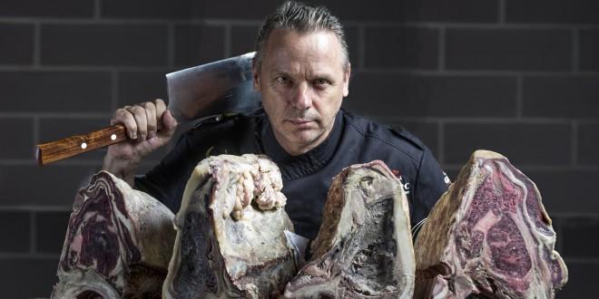 Goldhorn Beefclub: Der größte Reifeschrank der Welt