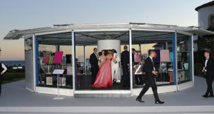 Die gläserne Bibliothek. Foto: Taschen Verlag