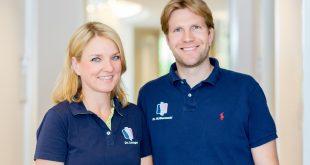 Dr. Susanne Hügle und Dr. Moritz Morawski.  Foto: CHLietzmann