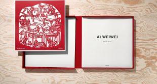 Vernissage von Ai WeiWei